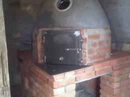 Pekara za hleb sa prohromskim vratancima