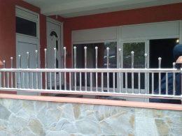 Prohromske ograde